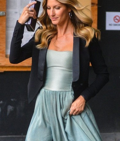 Gisele is the new face of Chanel No.5