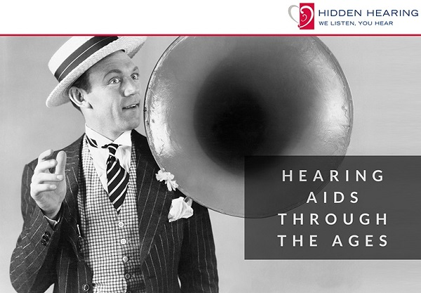 Infographic: Hide your hearing loss with a modern aid