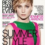 Jennifer Lawrence covers Marie Claire US June and gives another hilarious interview