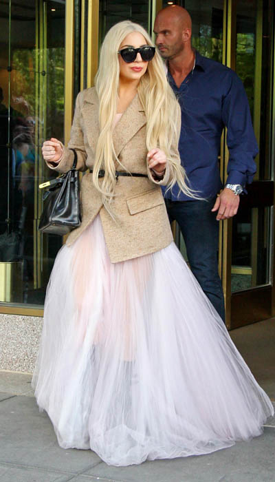 lady-gaga-wedding-dress