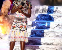 Lupita Nyong'o turns CFDA Awards presenter