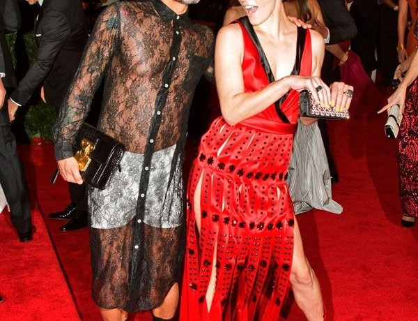 Marc Jacobs doesn't think this year's Met Gala dress code is exciting…