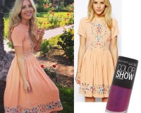 Get Mollie King's summery ASOS look