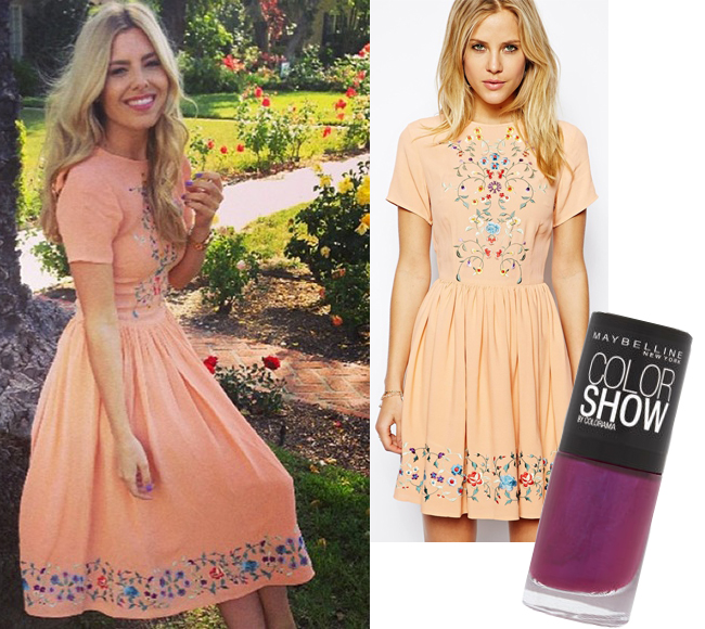 mollie-king-get-the-look-asos-dress