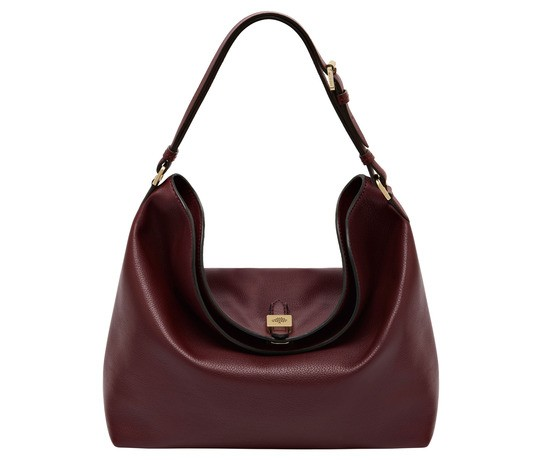 Lunchtime Buy: Mulberry Tessie Hobo in Oxblood