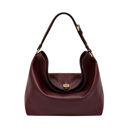 mulberry tessie hobo oxblood