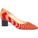 Lunchtime Buy: Nicholas Kirkwood salsa mid-heel court shoes