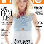 Nicole Kidman embraces summer on InStyle UK June cover