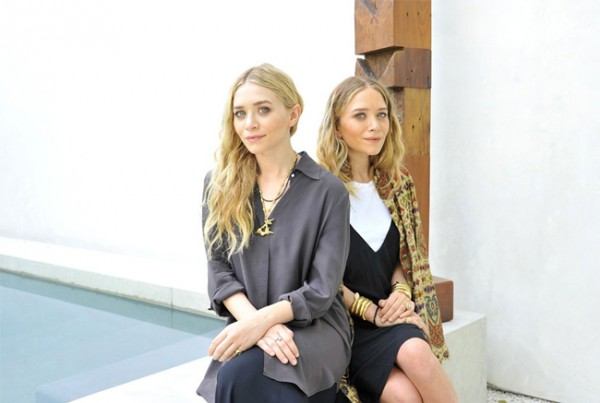Mary-Kate and Ashley Olsen open debut flagship The Row store