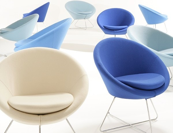Introduce Creativity into the Office with Colour