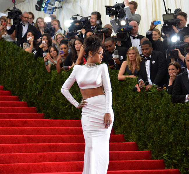 The Met Gala 2014: The best dressed!