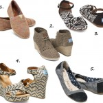 Our top 5 Toms picks you need right now!