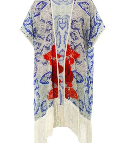 Athena Procopiou Palampore flower silk cover-up: Yay or Nay?