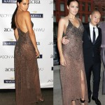 Adriana Lima dazzles in Jason Wu in New York