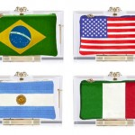 Charlotte Olympia designs World Cup inspired clutch bags