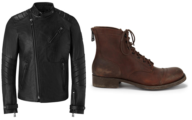 David Beckham's debut Belstaff collection is finally here!