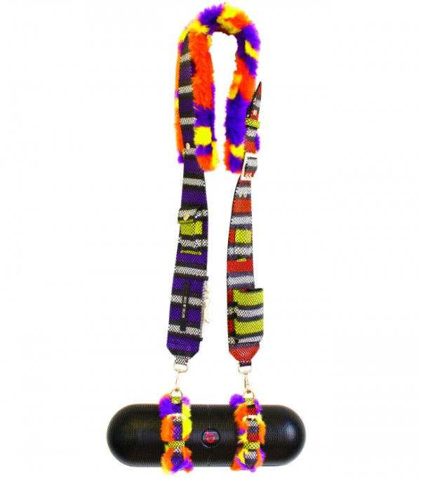 This House of Holland Beats by Dre strap is all you need this festival season!