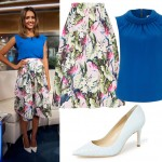 Get Jessica Alba's high street summer look