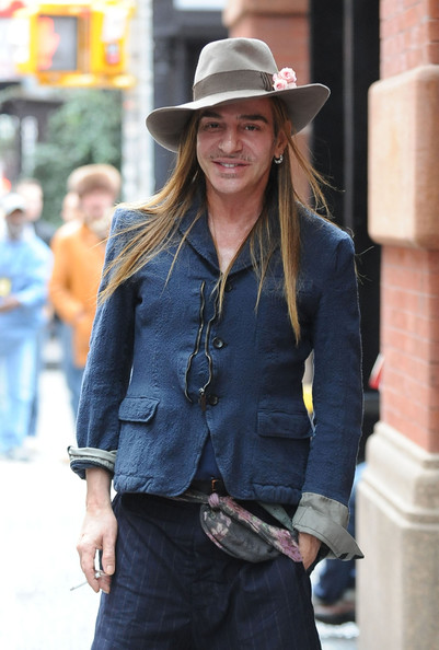 john galliano le point
