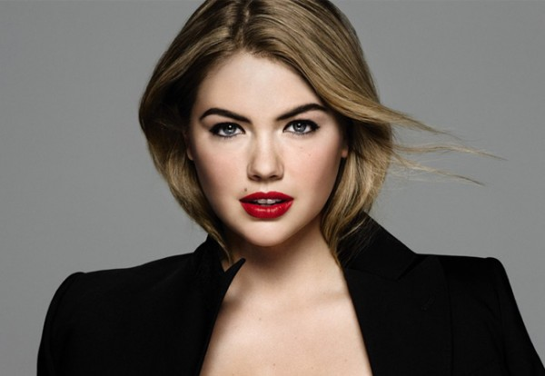 First Look: Kate Upton for Bobbi Brown