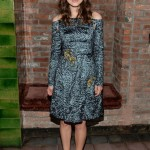 Keira Knightley goes metallic in Erdem for Begin Again after party