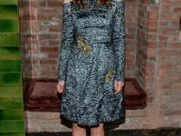 keira knightley begin again after party erdem dress