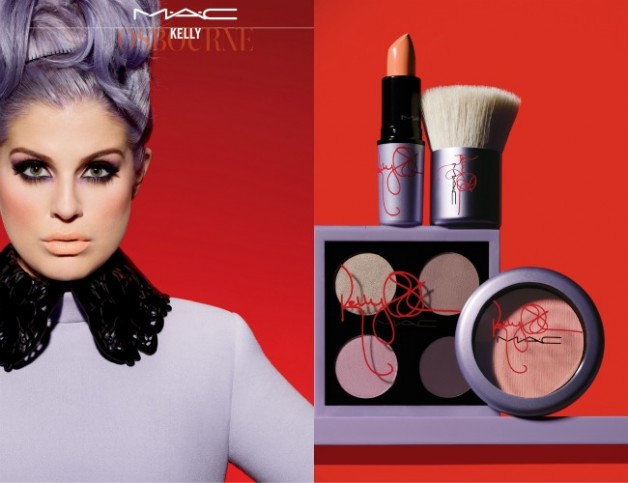 kelly osbourne mac collection