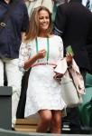 kim sears reiss dress wimbledon day 1
