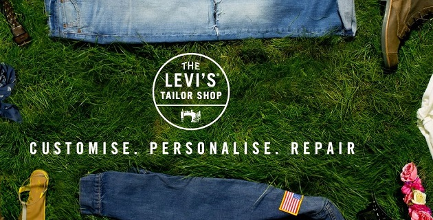 Sponsored Post: Customise your favourite denim with Levi's!