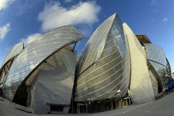 Louis Vuitton museum opening in Paris!