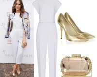 Get Louise Roe's Cannes look