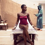 Lupita Nyong'o's Vogue US cover, Cara Delevingne in the Mulberry factory, and Dame Angelina Jolie