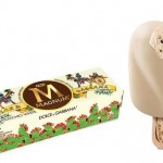 Magnum teams up with Dolce and Gabbana for summer!