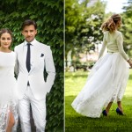 Olivia Palermo gets married in Carolina Herrera!