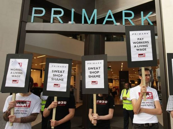 "Shopper finds ""forced to work exhausting hours"" message in Primark dress, Primark responds"