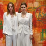 Stella McCartney and Angelina Jolie get behind War Child art project