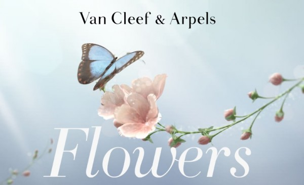 We love Van Cleef & Arpels' 'Flowers' collection!