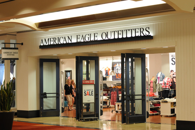 american eagle outfitters london