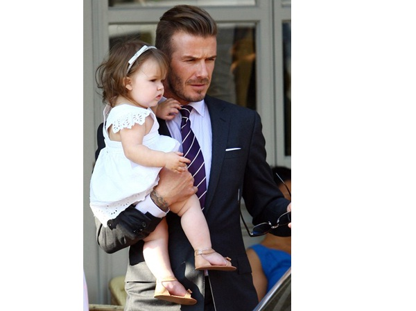 Harper Beckham turns three, Couture Fashion Week and more
