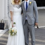 Fearne Cotton ties the knot in Emilio Pucci