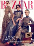 harpers bazaar downton abbey
