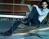 First look: Game of Thrones' Kit Harington for Jimmy Choo