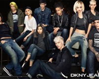 Rita Ora joins real New Yorkers in DKNY Jeans ad