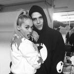 Is Rita Ora dating Tommy Hilfiger's son?