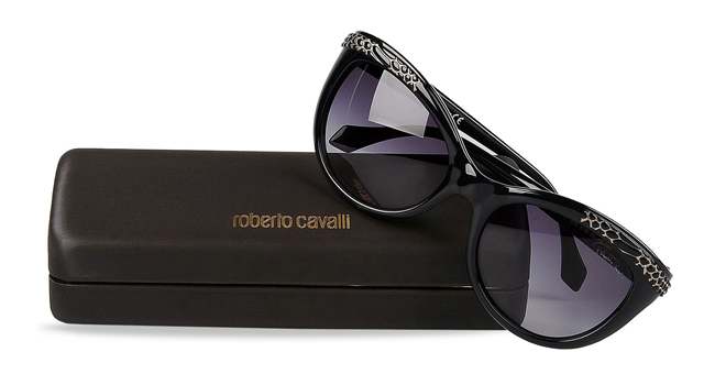 Lunchtime Buy: Roberto Cavalli two tone sunglassess