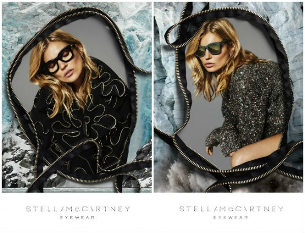 Kate Moss for Stella McCartney's dreamy autumn/winter 2014 ad campaign