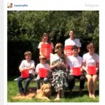 Pinch yourselves… Anna Wintour has taken the Ice Bucket Challenge!