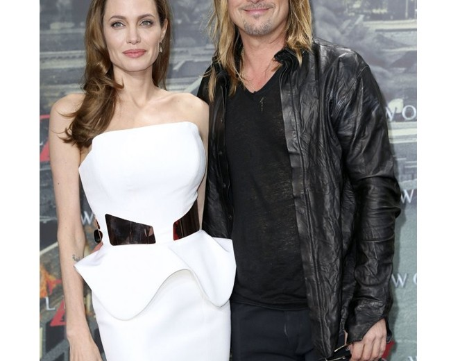 All the details from Brad Pitt and Angelina Jolie's secret French wedding