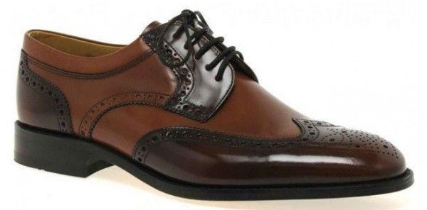 Treat him to a pair of brogues…