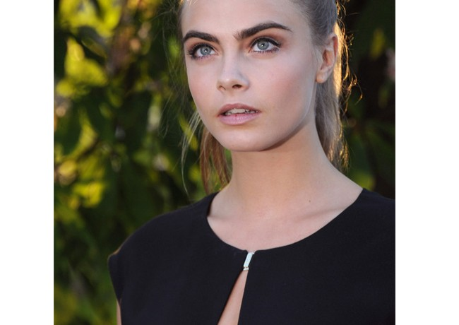 Is Cara Delevingne the next Bond girl?